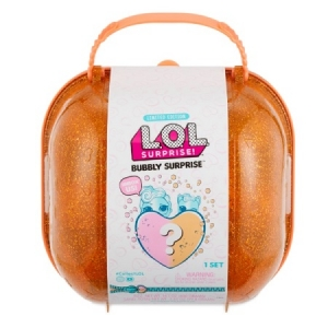 L.O.L. Surprise Шипучий сюрприз оранжевый