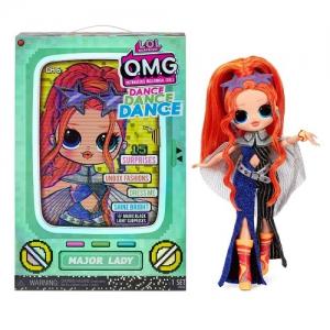 Кукла LOL OMG Major Lady Дэнс Мажор Леди Танцующие