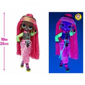 Кукла LOL OMG Virtuelle Dance Танцующие