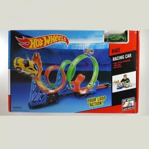 Игровой набор 4 кольца  3014