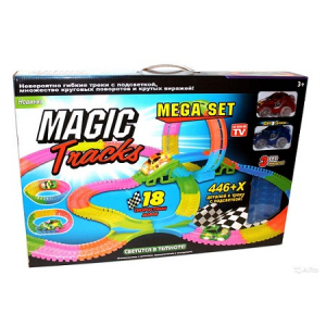 Magic Tracks -446 деталей