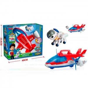 Самолет спасателей- Щенячий патруль-Бесплатная доставка! арт 1024