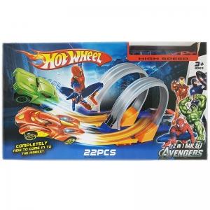 Спайдермен против Капитана Америки  3026