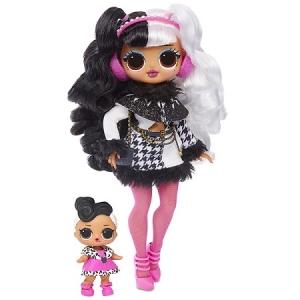 """""""L.O.L. Surprise Dollie Набор из 2 кукол .Зимнее диско 561798  Оригинал"""""""