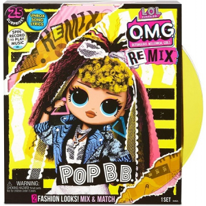 L.O.L OMG Pop BB  Remix