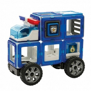 Magformers Amazing Police,