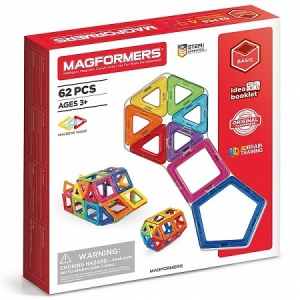 Magformers  Rainbow   62 детали .