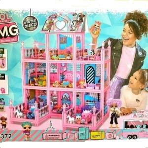 Большой дом кукол L.O.L 95 сюрпризов