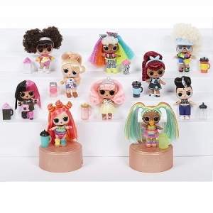 L.O.L. Surprise-Кукла с волосами 557067  Оригинал