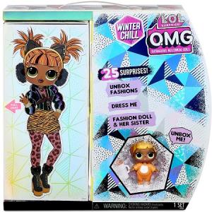 Кукла LOL OMG Winter Chill Missy Meow