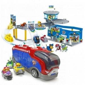 База спасателей + 8 фигурок +Автобус спасателей. Бесплатная доставка ! арт 1015