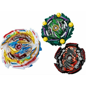 Beyblade «Superking Triple Booster Set» B-171