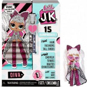 Кукла L.O.L  JK Diva Мини