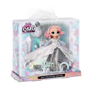 L.O.L. Surprise Куколка в светящемся платье.