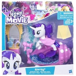 Hasbro My Little Pony  Мерцание с аксессуарами Рарити  C0682/C1829
