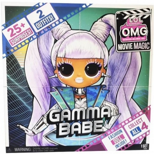 Кукла LOL OMG Movie Magic  Gamma Babe Гамма детка