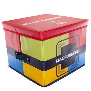 """""""Коробка для хранения магнитного конструктора"""