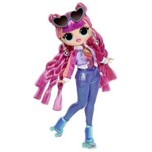 L.O.L OMG  3 серия Roller Chick.