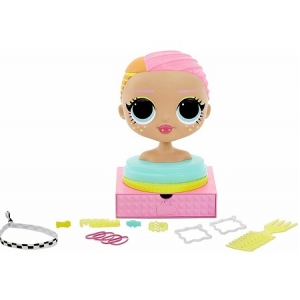 Куклы ЛОЛ  Манекен для причесок  77010 Оригинал