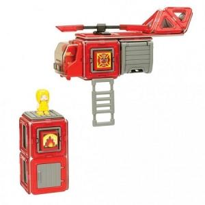 Amazing Rescue  магнитный конструктор 717003  50 деталей
