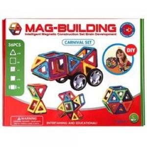 Магнитный конструктор Mag Building 36  деталей