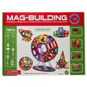 Mag Building 78  деталей Бесплатная доставка!