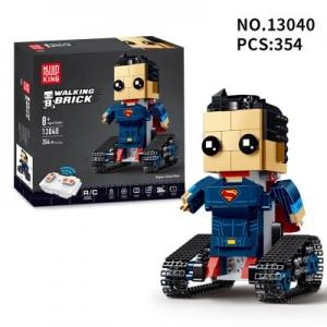 Конструктор  радиоуправляемый Супермен-354 детали