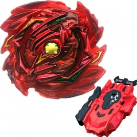 Beyblade Диаболос  красный