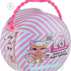 Ooh La La Baby Lil Bon Bon L.O.L