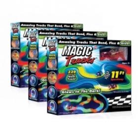 Magic Tracks 880 Деталей + Бесплатная доставка!