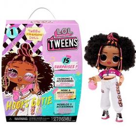 Кукла LOL Tweens Hoops Cutie Милашка с обручем