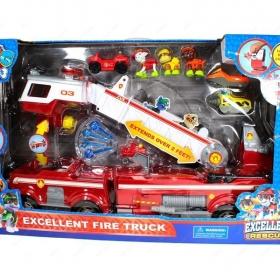 Щенячий патруль. Большая пожарная машина