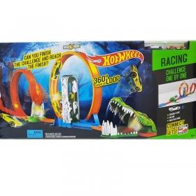 Большой игровой набор Атака крокодила и кобры   3023