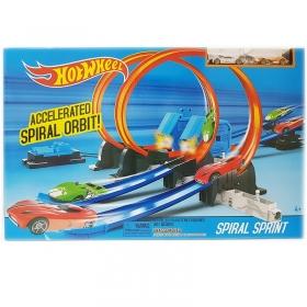 Игровой набор Спринт на спиралях 3016
