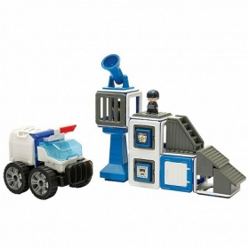 Magformers Amazing Police,  717002