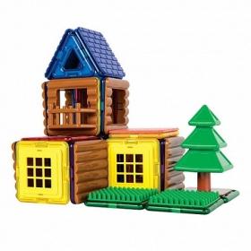 Magformers - Log Cabin