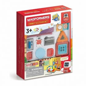 Magformers Minibot's Kitchen Set арт