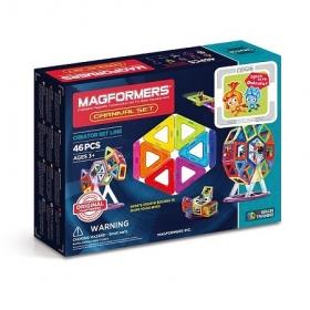Magformers Магнитный Carnival Set