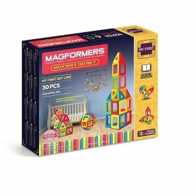Магнитный конструктор Magformers - My First, 63107