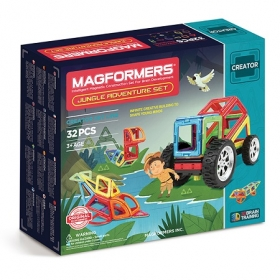 Magformers Jungle Adventure Set  703009