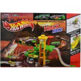 3029   Игровой трек башня Аллигатора + 2 машинки аллигатора