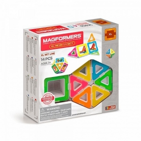 Magformers XL Neon  706005