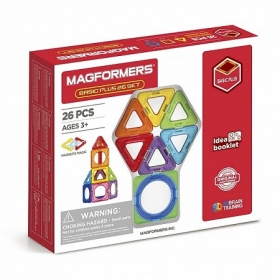 Magformers - Basic Plus  715014
