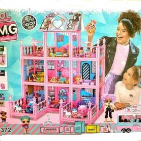 Большой дом кукол L.O.L +95 сюрпризов
