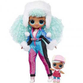 Кукла LOL OMG Winter Chill Icy Gurl-Ледяная девушка.