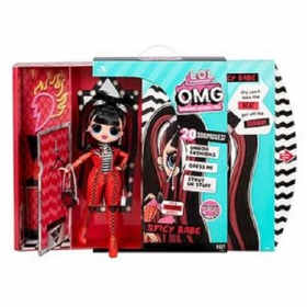 Куклы Лол OMG Sweets и Spicy Babe. Пикантная красотка и Сладкая детка
