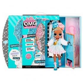 Кукла Лол OMG Sweets Babe Сладкая детка
