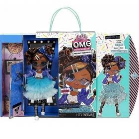 Кукла LOL OMG Present Surprise Birthday Miss Glam  Мисс Глэм