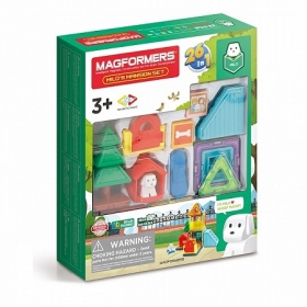 Magformers  Milo's Mansion   705011