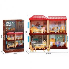 Дом кукол Лол Dream House 91 деталь